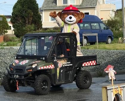 Bjørnis ATV