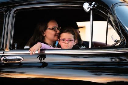 barn og bil