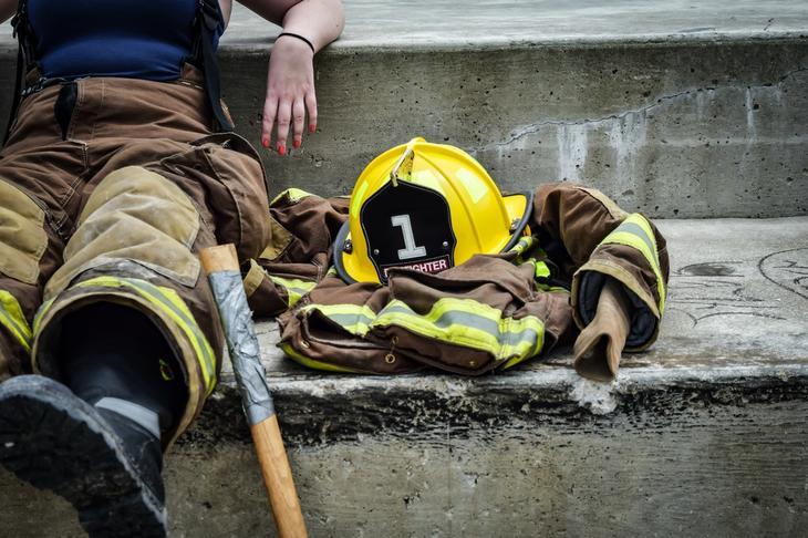 brannkonstabel pause