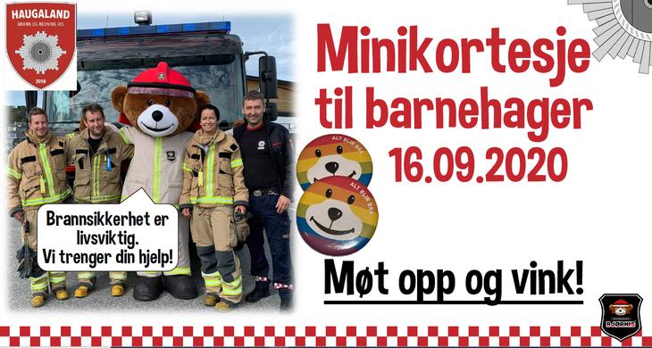 Minikortesje Tysvær Bokn